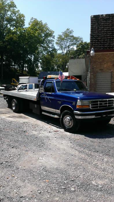 1994 Ford f450 rollback