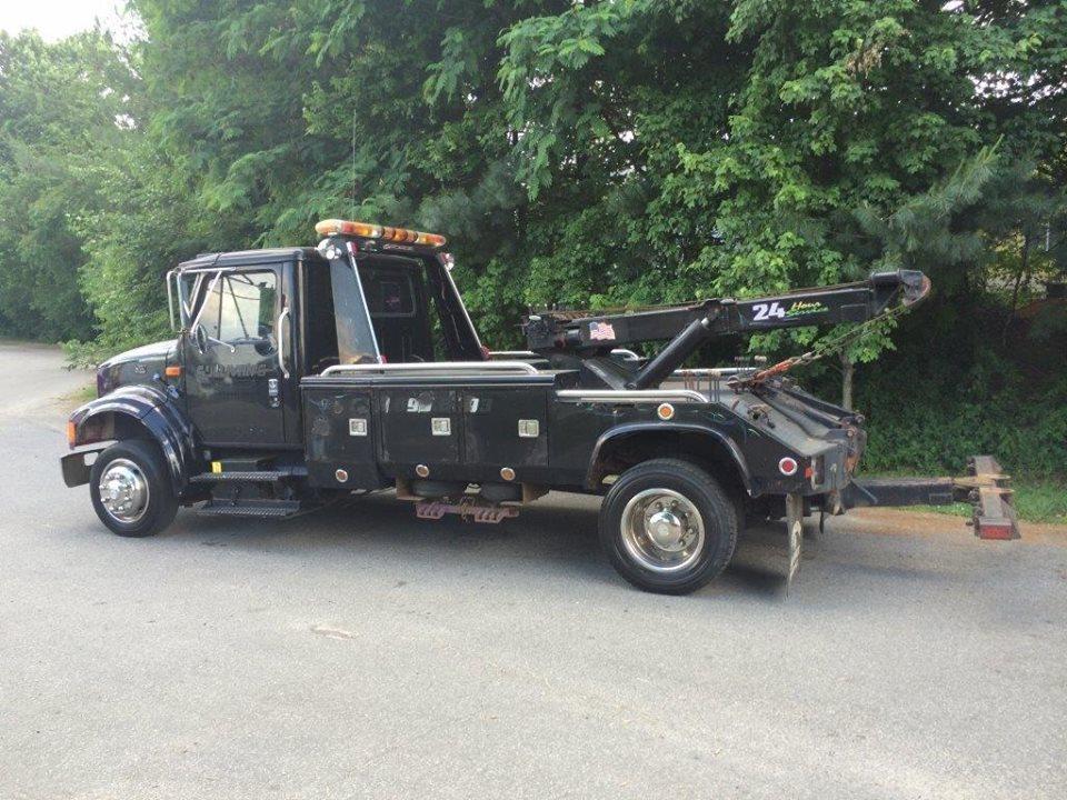 97 International 4700 >> 1997 International 4700 Wrecker 14 950 Edinburg Trucks