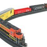 Model Trains