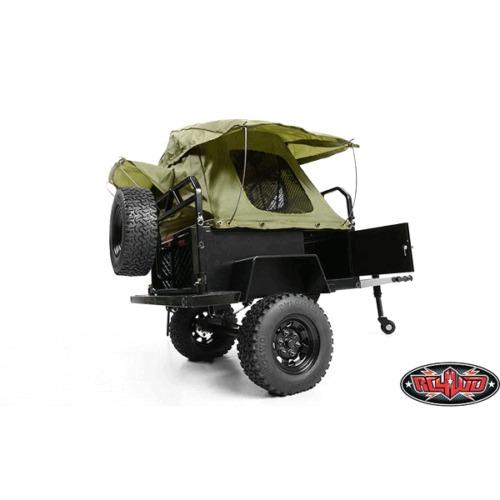 Rc4wd Bivouac 1/10 M.O.A.B. Camping Trailer w/Tent ...