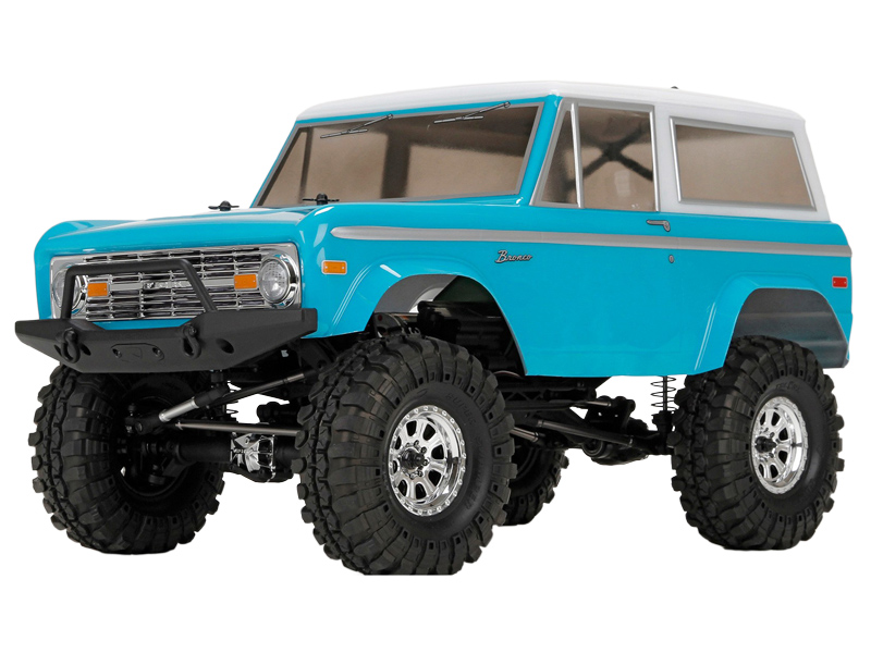 2015 Ford Bronco >> Vaterra 1 10 1972 Ford Bronco 4x4 Ascender Rtr